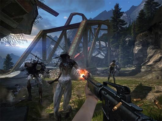 The Drowning touches on mobile FPS greatness