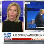 Laura Ingraham Gives Donald Trump's Disastrous Town Hall The Full Fox News Treatment