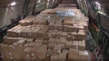 Russia Sends Cargo Plane of Medical Supplies to the US