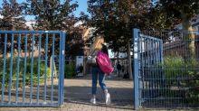Masks on as German children start new schoolyear under virus cloud