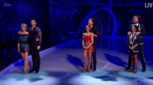 'Dancing on Ice' sends TWO couples home - Who left the ice?