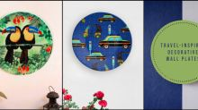 BUY HERE: Around the World on 12 Decorative Plates