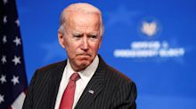 Biden on suing the GSA: 'We haven't ruled it out'