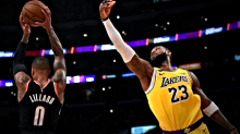 Colin Cowherd Predicts Blazers Upset Lakers in First Round of NBA Playoffs