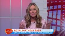 Queen throws birthday bash for Prince Charles