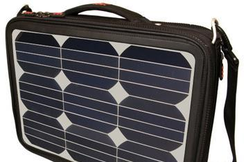 Solar-powered Voltaic Generator laptop bag gets reviewed