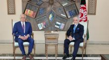 U.S. envoy visits Kabul looking for ways to speed up Afghan peace process