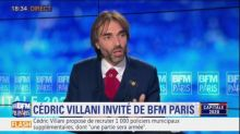 Réforme des retraites: Cédric Villani demande un référendum après le débat