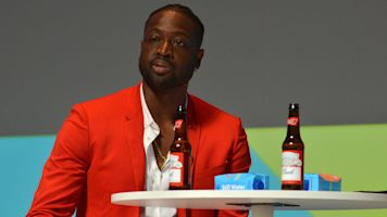 Why D-Wade supported son at Miami Pride