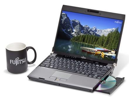 Fujitsu's LifeBook P8010 now available for purchase