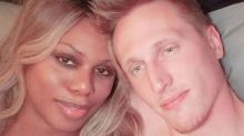 Laverne Cox Reveals New Boyfriend on Social Media with a Sexy Bedroom Snap