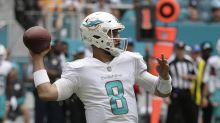 Booms and Busts: Matt Moore outduels Josh McCown