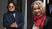 Amber Heard Allegedly Stubbed Cigarette Out on Johnny Depp's Face, Says Bodyguard