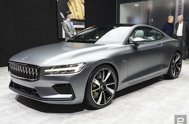 Polestar will cease production of its first and last hybrid this year