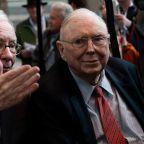 Charlie Munger: 'I'd bet on Berkshire over the market'