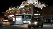 Canadians released from coronavirus-ridden cruise ship in Japan fly home