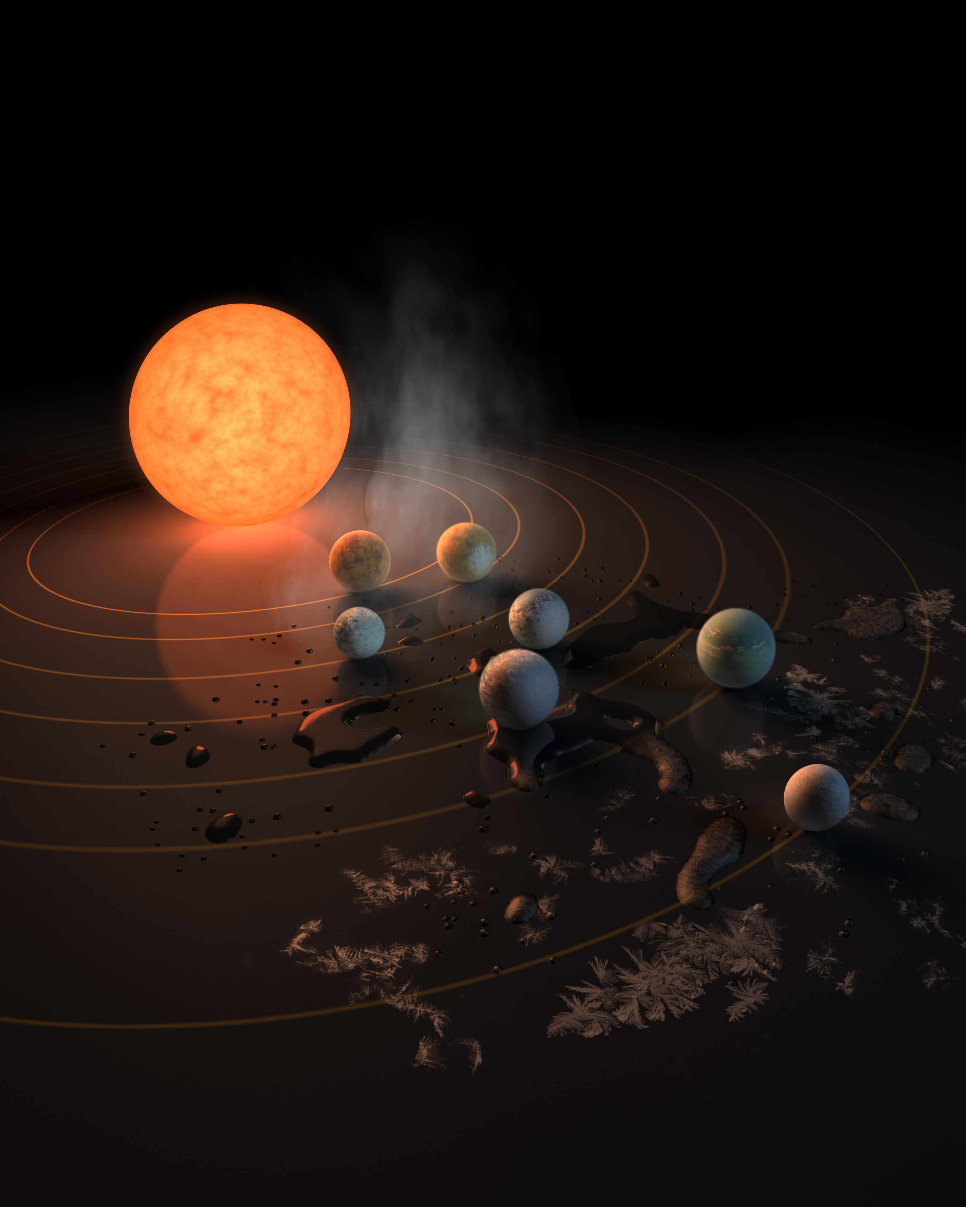 nasa planetary scientists - HD840×1050