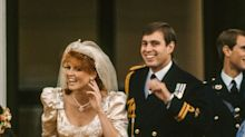 Every Stunning Photo From Prince Andrew and Sarah Ferguson's 1986 Wedding