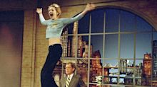 The story behind Drew Barrymore's flashy 'Late Show' birthday gift to David Letterman 25 years ago
