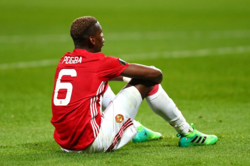 Manchester United's world record fee signing, Paul Pogba