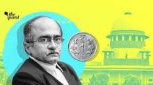 Prashant Bhushan Files Review of SC Verdict Fining Him Re 1
