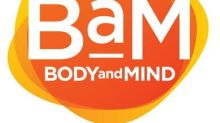 Body and Mind Reports Record Financial Results