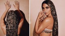Kim Kardashian is accused of a Photoshop fail as fans notice extra finger