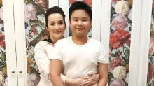 Kris Aquino wants ex-husband to stop using son for publicity