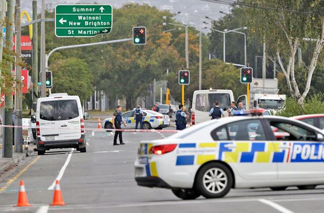 Facebook and YouTube rush to remove New Zealand shooting footage