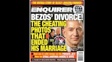 National Enquirer Sued for Defamation by Brother of Jeff Bezos' Girlfriend, Claiming He Didn't Provide Nude Pics