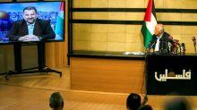 Palestinian rivals Fatah, Hamas pledge unity against Israeli annexations