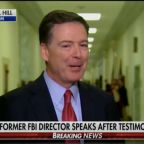 Big Honest Boy James Comey Really Wants Fox News and the Republicans to Start Playing Fair