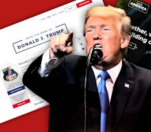 Trump launches blog to spread election lies