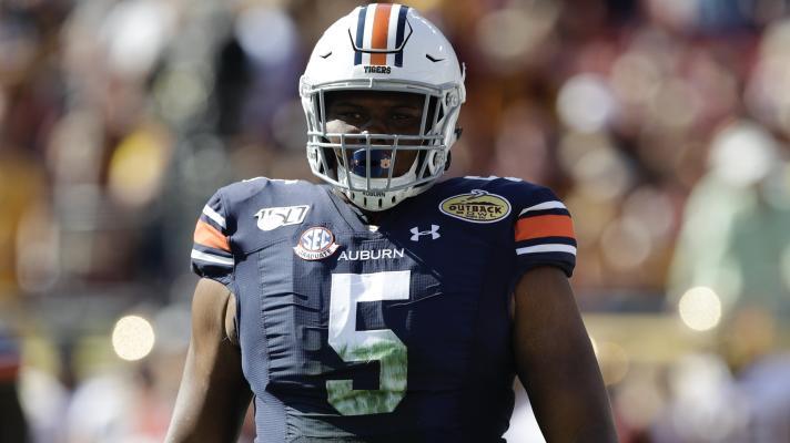 Derrick Brown NFL Draft Prospect Profile