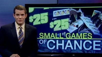 Coming Up: News 8 Examines Small Games Of Chance