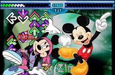 DDR Disney Mix, no console required