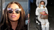 Katie Price now registered disabled following horror accident