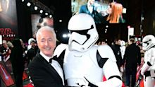 Star Wars actor Anthony Daniels: Actors 'inside suits' finally getting credit