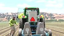 Robots Arrive on the Farm, Replace Human Hands