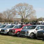 Ford Prolongs Shutdowns at Several U.S. Plants Due to Chip Shortage