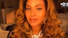 Beyoncé Cracks 'Corny Joke' with Help from Daughter Blue Ivy and Mom Tina Knowles-Lawson
