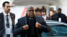 Congo's irksome 'sheep-jumps' jam traffic, confound president