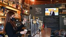 Indoor alcohol sales banned in pubs, cafes and restaurants across Scotland