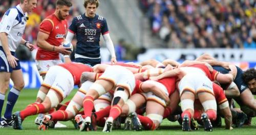 Rugby - Tournoi - France-pays de Galles: le match en chiffres