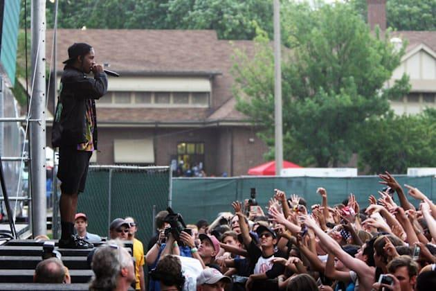 Watch this weekend's Pitchfork Music Festival from the comforts of home