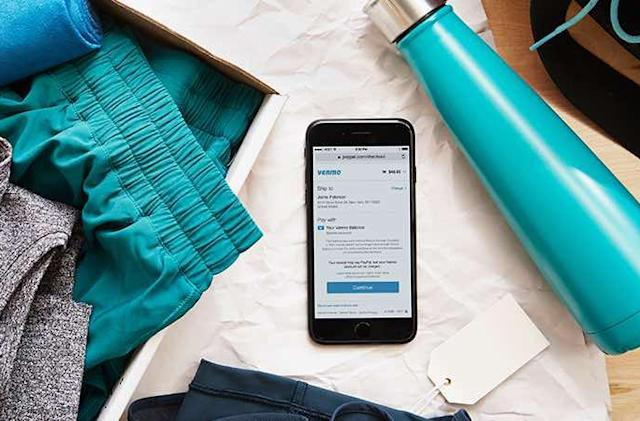 Online shoppers can now use Venmo to pay for their new gear