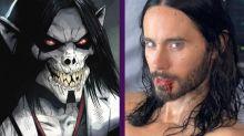 Jared Leto seduce a sus fans quitándose la camisa en el rodaje de Morbius