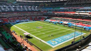 Empresa brasileira faz gramado para jogo da NFL no estádio Azteca