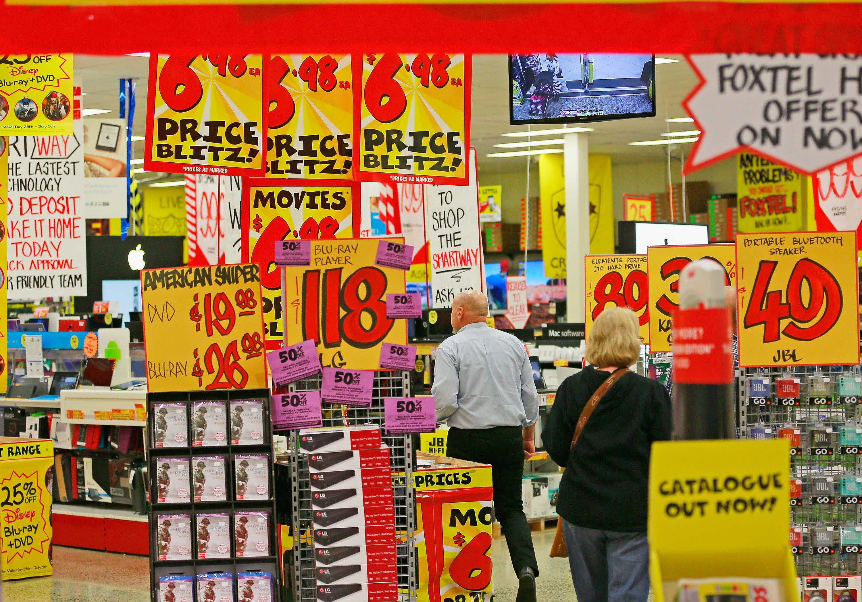 'Madness': JB Hi-Fi launch massive tax time sale