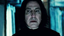 J.K. Rowling's New Harry Potter Material Adds to the Tale of Severus Snape